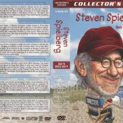 Steven Spielberg: Director's Collection – Set 5 (2002-2011) R1 Custom DVD Covers