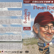 Steven Spielberg: Director's Collection – Set 6 (2011-2018) R1 Custom DVD Covers