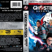 Ghostbusters (2016) R1 4K 3D UHD Cover