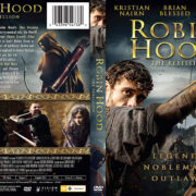 Robin Hood The Rebellion (2018) R1 Custom DVD Cover