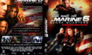 The Marine 6: Close Quarters (2018) R1 Custom DVD Cover