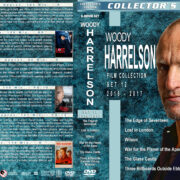 Woody Harrelson Film Collection - Set 12 (2016-2017) R1 Custom DVD Covers