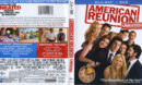 American Reunion (2011) R1 Blu-Ray Cover & Labels