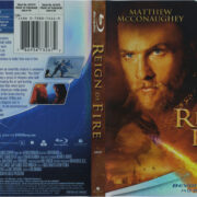 Reign Of Fire (2007) R1 Blu-Ray Cover & Label