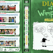 Diary of a Wimpy Kid Collection (2010-2017) R1 Custom Blu-Ray Cover