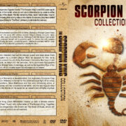 Scorpion King Collection (2002-2018) R1 Custom DVD Cover