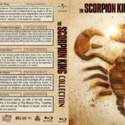 Scorpion King Collection (2002-2018) R1 Custom Blu-Ray Cover