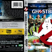 Ghostbusters (1984) R1 4K UHD Cover