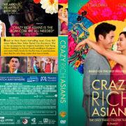 Crazy Rich Asians (2018) R1 Custom DVD Cover