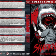 Sharknado: The Ultimate Collection (2013-2018) R1 Custom DVD Cover