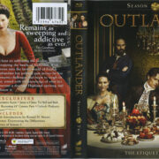 Outlander: Season Two (2016) R1 Blu-Ray Cover & Labels