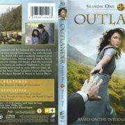 Outlander: Season One, Volume One (2014) R1 Blu-Ray Cover & Labels
