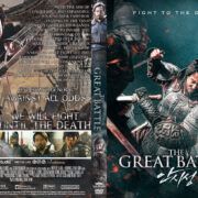The Great Battle (2018) R1 Custom DVD Cover