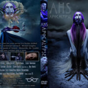 American Horror Story Apocalypse (2018) R0 Custom DVD Cover