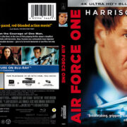 Air Force One (1997) R1 4K UHD Cover