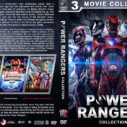 Power Rangers Collection (1995-2017) R1 Custom DVD Cover