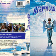 Heaven Can Wait (1978) R1 Custom DVD Cover & Label