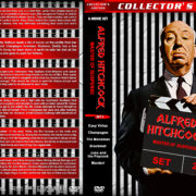 Alfred Hitchcock: Master of Suspense - Set 2 (1928-1930) R1 Custom DVD Covers