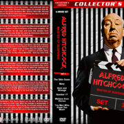 Alfred Hitchcock: Master of Suspense – Set 3 (1931-1934) R1 Custom DVD Covers