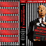 Alfred Hitchcock: Master of Suspense – Set 5 (1940-1943) R1 Custom DVD Covers