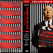 Alfred Hitchcock: Master of Suspense – Set 6 (1944-1949) R1 Custom DVD Covers