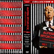Alfred Hitchcock: Master of Suspense – Set 7 (1950-1955) R1 Custom DVD Covers