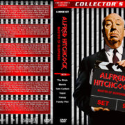 Alfred Hitchcock: Master of Suspense – Set 9 (1963-1976) R1 Custom DVD Covers