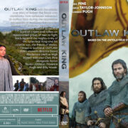 Outlaw King (2018) R1 Custom DVD Cover