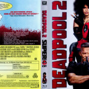 Deadpool 2 (2018) R2 German Blu-Ray Covers