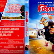 Ferdinand: Geht STIERisch ab! (2017) R2 German Blu-Ray Covers