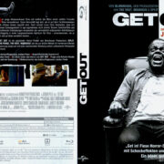 Get Out (2017) R2 German Blu-Ray Covers