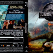 Jurassic World: Das gefallene Königreich (2018) R2 German Blu-Ray Covers