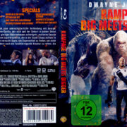 Rampage – Big meets Bigger (2018) R2 German Blu-Ray Cover