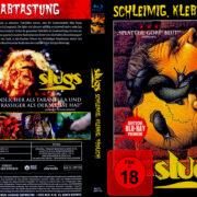 Slugs (1988) R2 German Blu-Ray Cover