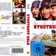Stoßtrupp Gold (1970) R2 German Blu-Ray Cover