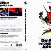 Die Welt in 10 Millionen Jahren (1977) R2 German Blu-Ray Covers