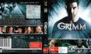 Grimm: Season 6 (2017) R4 Blu-Ray Cover