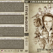 Steve McQueen Filmography – Set 2 (1960-1962) R1 Custom DVD Cover