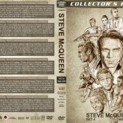 Steve McQueen Filmography – Set 4 (1966-1972) R1 Custom DVD Cover