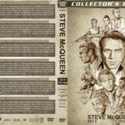 Steve McQueen Filmography - Set 5 (1972-1980) R1 Custom DVD Cover