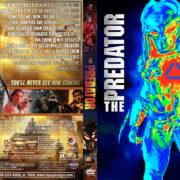 The Predator (2018) R1 Custom DVD Cover
