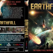 Earthfall (2015) R1 Custom DVD Cover & Label