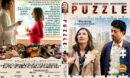 Puzzle (2018) R1 Custom DVD Cover