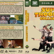 Super Troopers Collection (2001-2018) R1 Custom Blu-Ray Cover