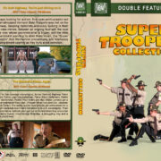 Super Troopers Collection (2001-2018) R1 Custom DVD Cover