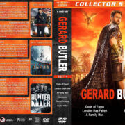 Gerard Butler – Set 4 (2016-2018) R1 Custom DVD Covers