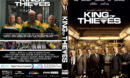King of Thieves (2018) R2 Custom DVD Cover & Label