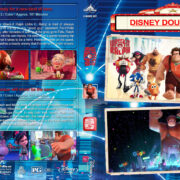 Wreck-it Ralph Double Feature (2012-2018) R1 Custom Blu-Ray Cover
