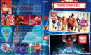 Wreck-it Ralph Double Feature (2012-2018) R1 Custom DVD Cover