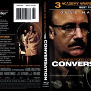 The Conversation (1974) R1 Blu-Ray Cover